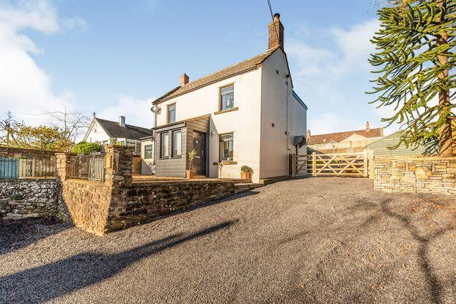 Thumbnail Detached house for sale in Longleat Lane, Holcombe, Radstock