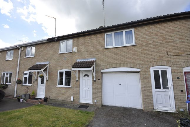 Thumbnail Terraced house to rent in Marshgreen Close, Alvaston, Derby