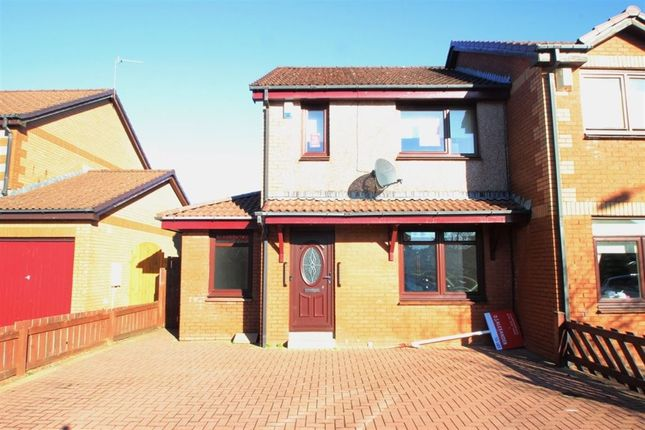Thumbnail Detached house to rent in Waukglen Crescent, Glasgow