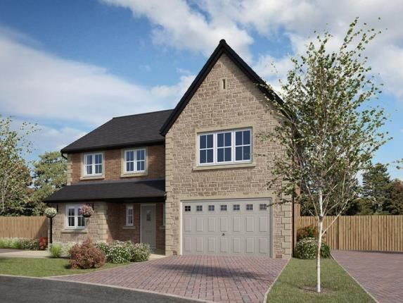 Thumbnail Detached house for sale in Waterside, Cottam Way, Cottam Preston