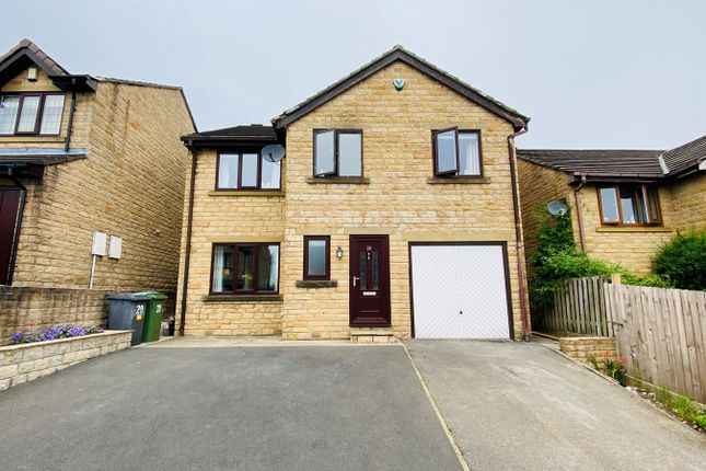 Thumbnail Detached house for sale in Ashford Park, Golcar, Huddersfield