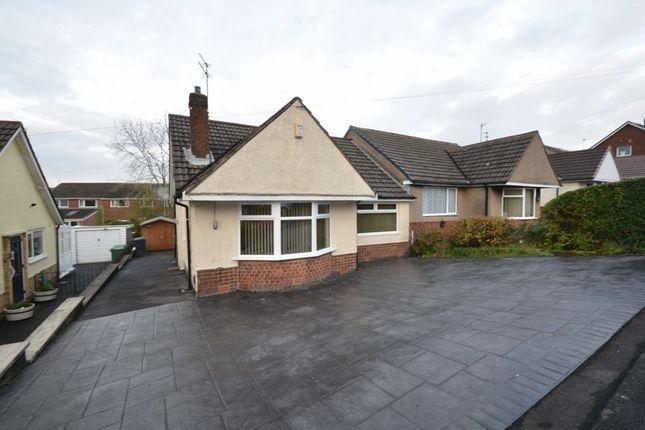 Thumbnail Semi-detached bungalow for sale in Oxford Drive, Blackburn