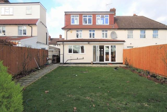 Thumbnail Semi-detached house for sale in Noel Road, West Acton