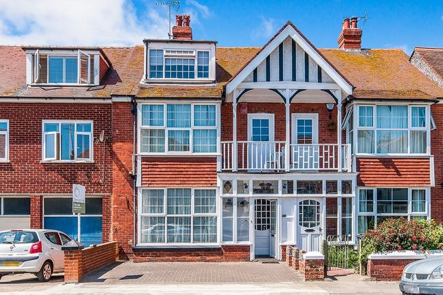 Thumbnail Terraced house for sale in Westcliff Road, Margate