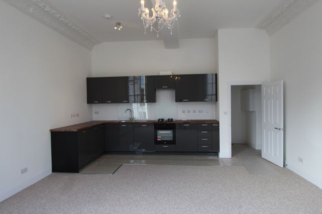 Thumbnail Flat to rent in Carlton Crescent, Southampton