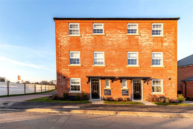 Thumbnail Semi-detached house for sale in Cherry Orchard, Ombersley Road, Worcester, Worcestershire