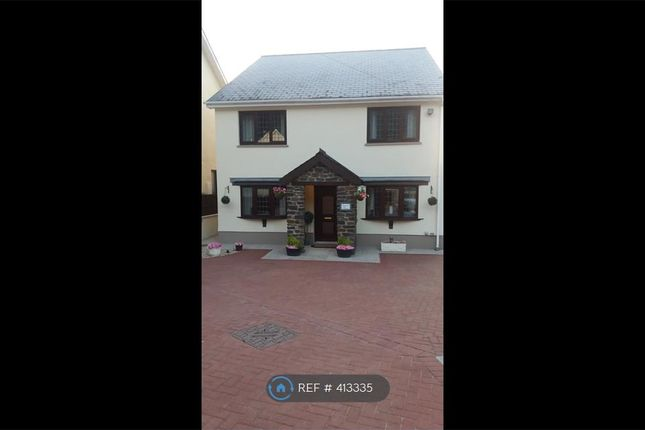 Thumbnail Detached house to rent in Clos Anthony, Carmarthen