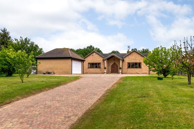 Thumbnail Bungalow for sale in East Hanningfield Road, Sandon, Chelmsford
