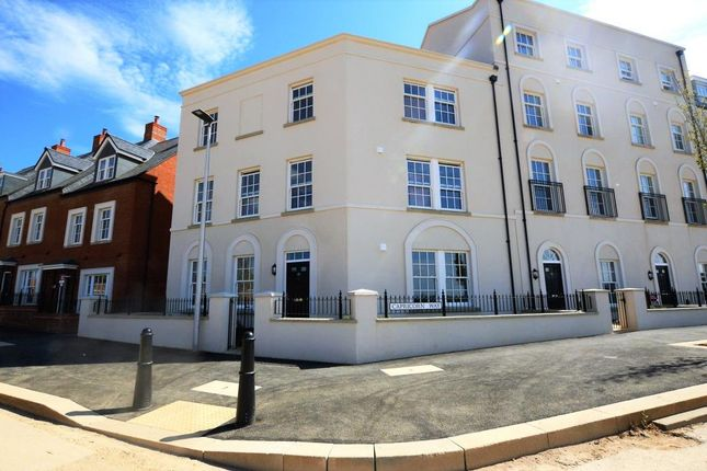Thumbnail End terrace house for sale in Sherford Village, Haye Road, Plymouth, Devon