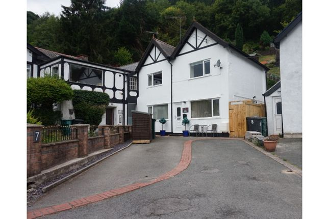Thumbnail End terrace house for sale in Coed Gwydyr, Trefriw