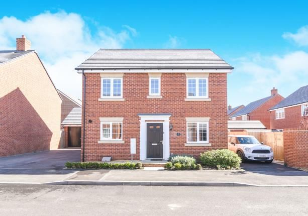Thumbnail Detached house for sale in Sycamore Drive, Honeybourne, Evesham, Worcestershire