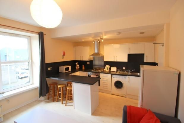 Thumbnail Flat to rent in Wellington Street, Aberdeen