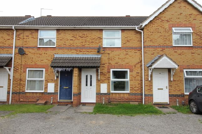 Thumbnail Terraced house to rent in Tulip Road, Scunthorpe