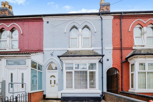 Thumbnail Terraced house for sale in Aston Lane, Handsworth, Birmingham
