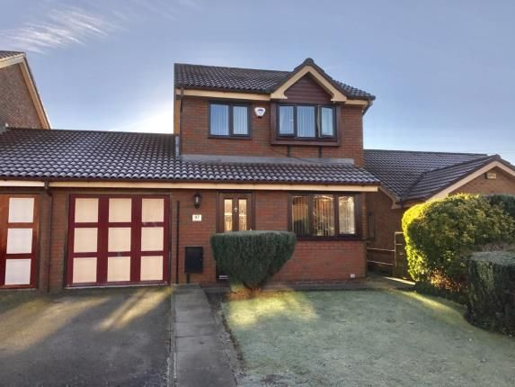 Thumbnail Detached house for sale in Camberwell Drive, Ashton-Under-Lyne, Greater Manchester