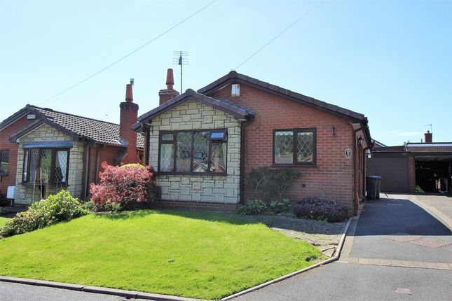 Thumbnail Detached bungalow for sale in The Green, Brown Edge, Stoke-On-Trent