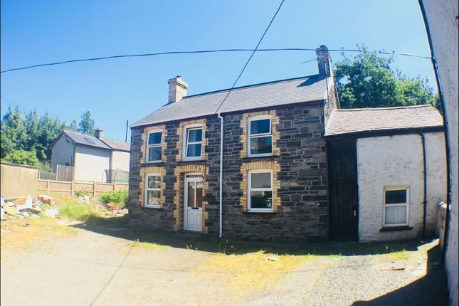 Thumbnail Detached house to rent in Doldre, Tregaron