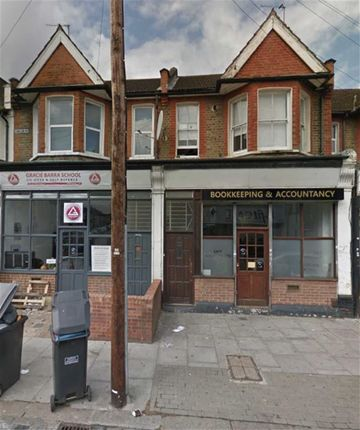 Thumbnail Retail premises for sale in Langham Road, London