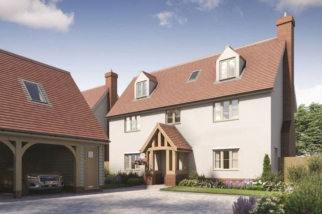 Thumbnail Detached house for sale in Whiteditch Lane, Newport, Saffron Walden