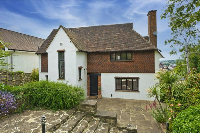 Thumbnail Detached house to rent in Warwicks Bench, Guildford, Surrey