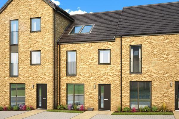 "Thumbnail Property for sale in ""The Jura At Broomview, Edinburgh"" at Broomhouse Road, Edinburgh"