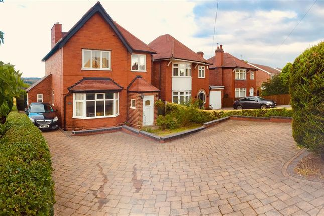 Thumbnail Detached house for sale in Hassock Lane South, Shipley, Heanor