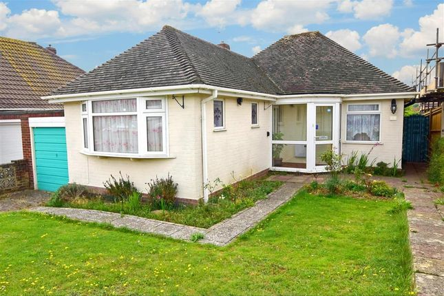 Thumbnail Detached bungalow for sale in Hollingbury Gardens, Worthing, West Sussex