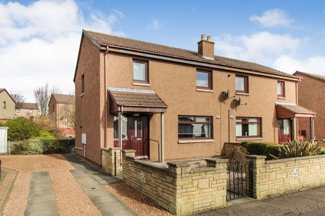 2 bed semi-detached house for sale in Wellshot Place, Kennoway, Leven KY8