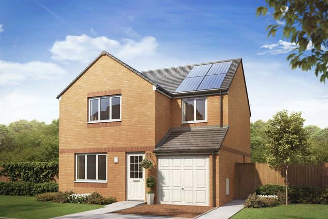 "Thumbnail Detached house for sale in ""The Leith"" at Penzance Way, Chryston, Glasgow"