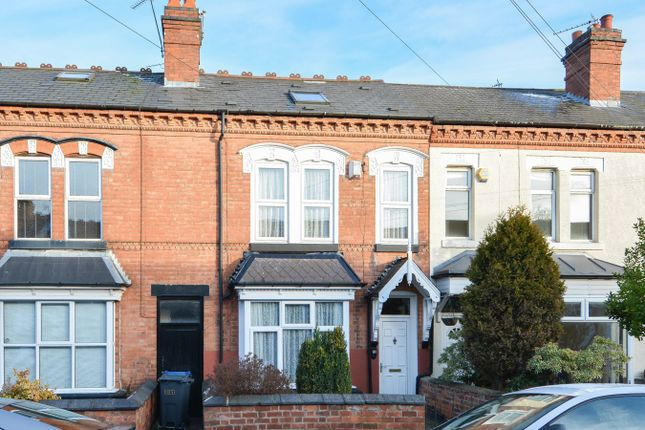 Thumbnail Terraced house for sale in Lightwoods Road, Bearwood