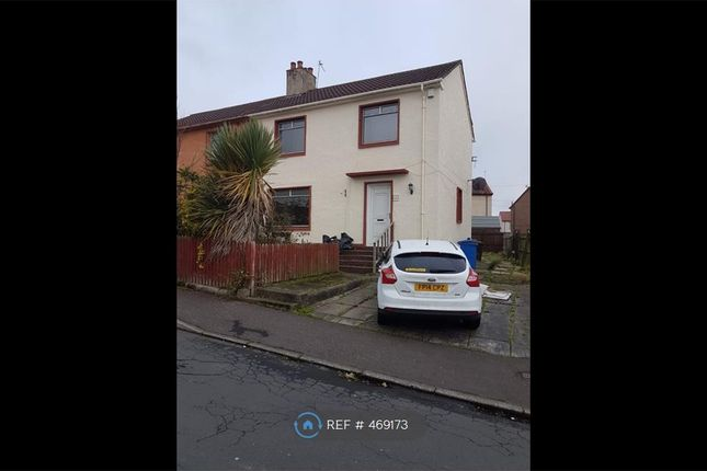 Thumbnail Semi-detached house to rent in Ashdale Avenue, Saltcoats