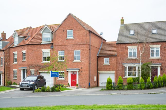 Thumbnail Link-detached house for sale in Prospect Avenue, Easingwold, York