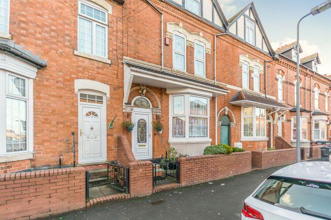 Thumbnail Terraced house for sale in Newton Road, Sparkhill, Birmingham