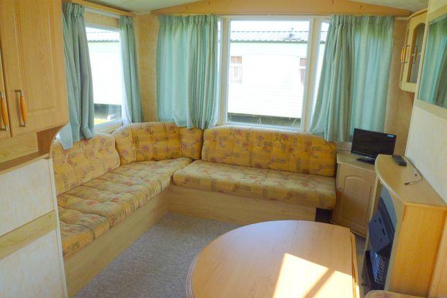 Living Room of Riverside Caravan Park, Shrpney, Bognor Regis PO22
