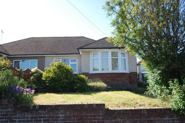 Thumbnail Semi-detached bungalow to rent in Arundel Drive, Barrow-In-Furness