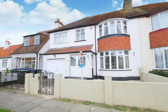 Thumbnail Semi-detached house for sale in Central Avenue, Herne Bay