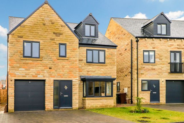 Thumbnail Detached house for sale in Horbury View, Ossett