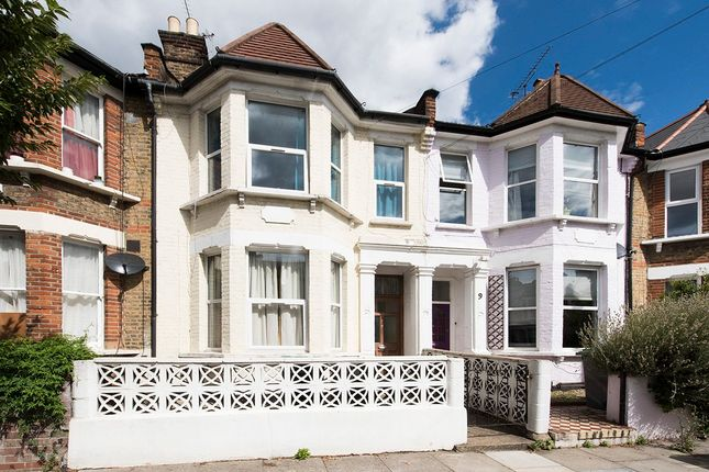 Thumbnail Terraced house for sale in Courcy Road, London