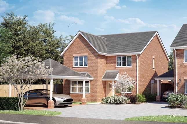 4 bed detached house for sale in Duncan Road, Park Gate, Southampton SO31