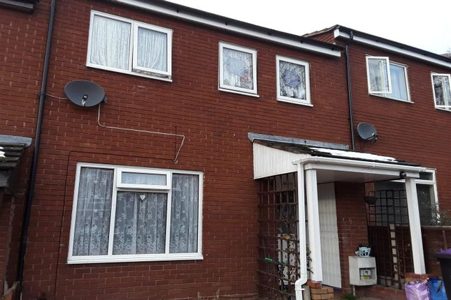 Thumbnail Terraced house for sale in Castlecroft, Stirchley, Telford