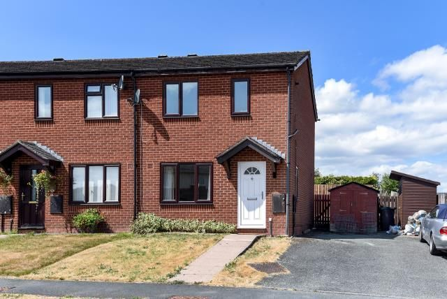 2 bed semi-detached house to rent in Llandrindod Wells, Powys LD1