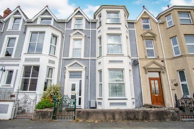 Thumbnail Terraced house for sale in Y Maes, Criccieth, Gwynedd
