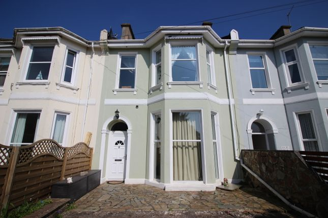Thumbnail Terraced house for sale in Clarendon Close, Torquay