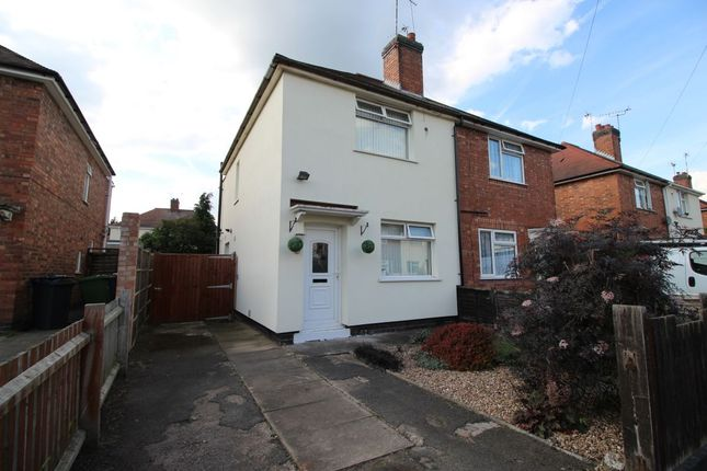 2 bed semi-detached house for sale in Evans Close, Bedworth