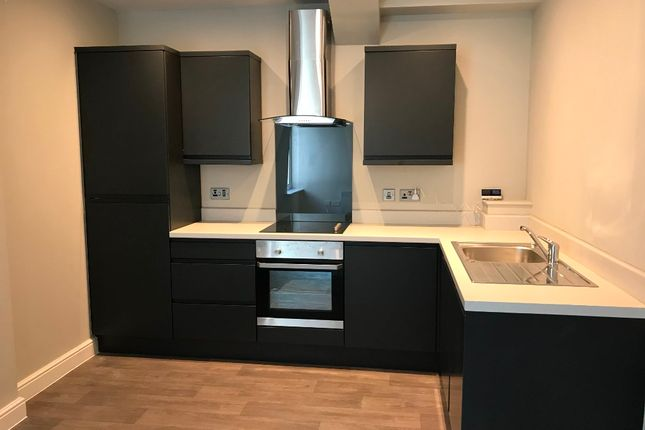 Thumbnail Flat to rent in Canning Street, Birkenhead, Wirral