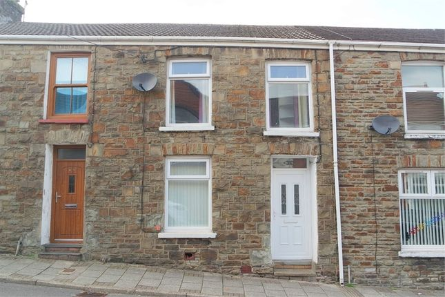 Thumbnail Terraced house to rent in West Street, Maesteg, Mid Glamorgan