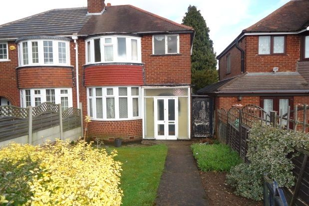 Thumbnail Terraced house to rent in Ridgeway, Quinton Business Park, Quinton, Birmingham