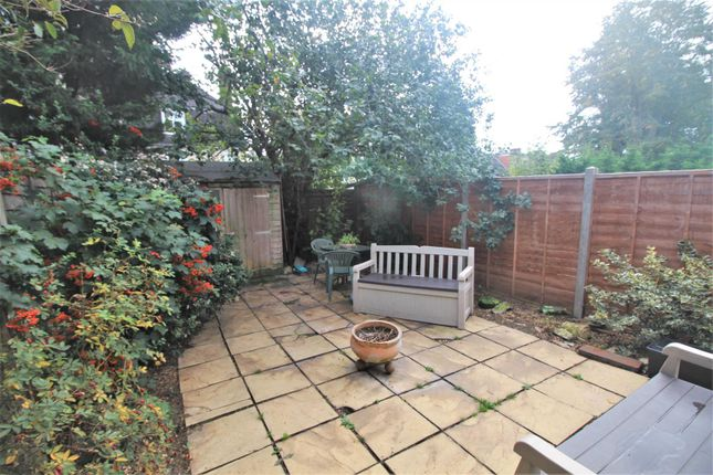Garden of Trevor Road, Burnt Oak, Edgware HA8