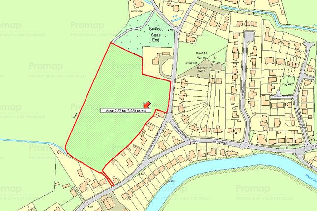 Land for sale in Coalbeach Lane, Surfleet