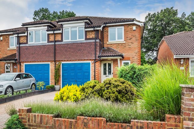 Thumbnail Semi-detached house for sale in Tollgate Avenue, Redhill